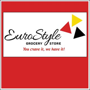 EuroStyle Grocery Store - $30 GC (2x $15)