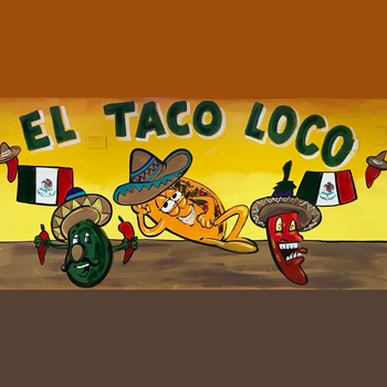 Half Off at El Taco Loco!