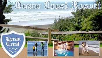 Ocean Crest Resort - $500 vouchers for accommodations PLUS $100 vouchers for Food & Beverage