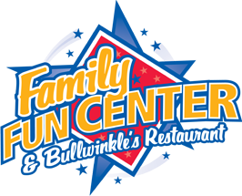 625 Point Voucher - Family Fun Center & Bullwinkle's Restaurant - Edmonds or Tukwila