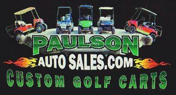 Paulson Auto Sales