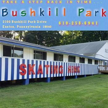 Bushkill Park Skating Rink