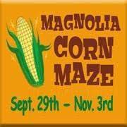 Magnolia Corn Maze