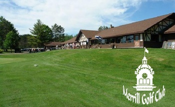 Get a $75 Voucher for $55 to Merrill Golf Club - 18 holes of golf for 2 people cart included