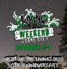 The Living Dead Weekend in Evans City!