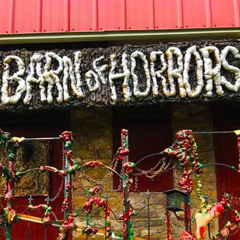 Barn of Horrors & Terror Trail