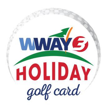 WWAY Holiday Golf Card