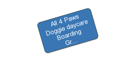 All 4 Paws Doggie daycare, Boarding, Grooming and Training Facility