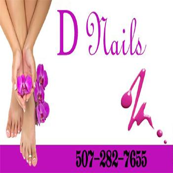 D Nails-$40 Certificate