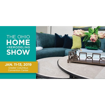 2 for 1 Tickets to the Ohio Home + Remodeling Show - Jan. 11-13.