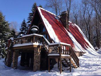 Weekend of March 22nd - 24th at Tall Cedar Chalet!