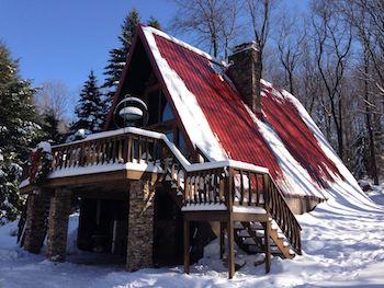 March 29th - 31st Weekend Getaway at Tall Cedar Chalet!