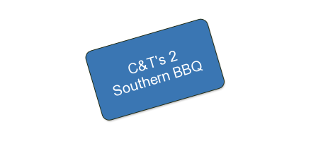 C&T's 2 Southern BBQ