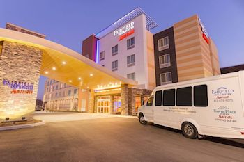 Stay & Park Package at Fairfield Inn & Suites PIT Airport!
