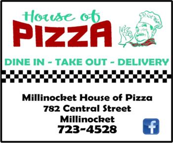 Millinocket House of Pizza, LLC