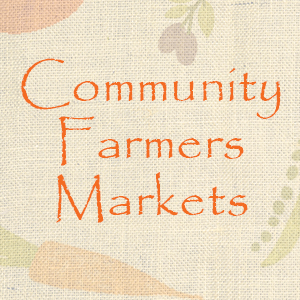Half Off at Community Farmers Markets