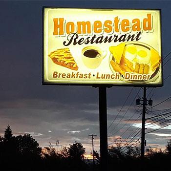 Homestead Diner