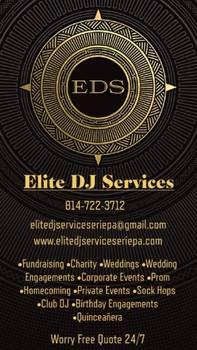 Elite DJ Services - Premium DJ Experience