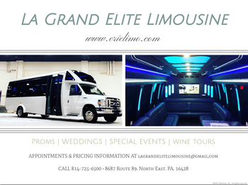 LaGrand Elite Limousine - 6 Hour Party On a Bus