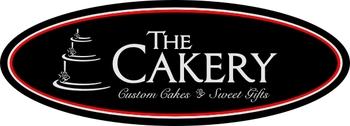 The Cakery - 140 Serving Wedding Cake