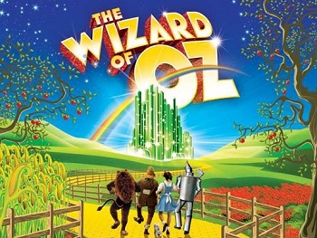 The Wizard of Oz March 29