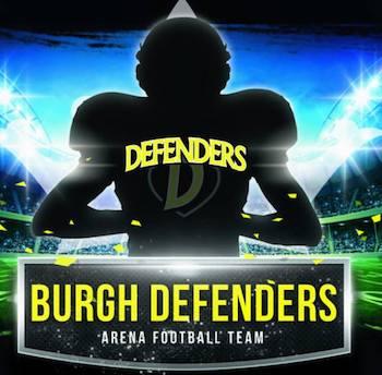 (2) Reserved Seating - Burgh Defenders Home Opener
