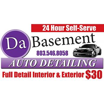 Da Basement Auto Detail Basic - SUVs