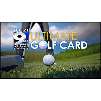 KEZI 9 Ultimate Golf Card