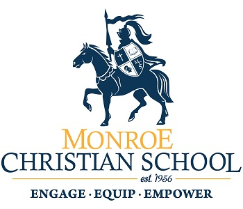 Monroe Christian School - K-8th Grade Tuition for 2019-20 School Year