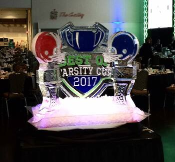 Erie Ice Works, LLC -  Ice Sculpture