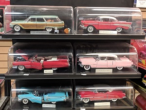 Sports Obsession - Diecast Cars