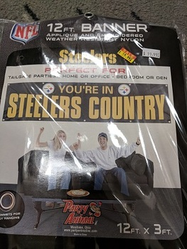 Sports Obsession - Sports Obsession Advid Steeler Fan
