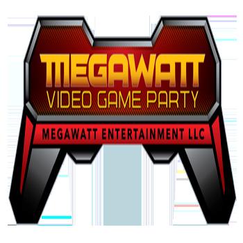 MegaWatt Entertainment-2 Hour MegaWatt Video Game Party