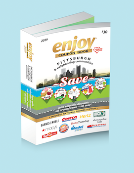 2019 Enjoy Coupon Book!