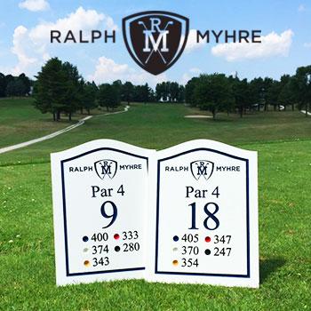 Ralph Myhre Golf Course