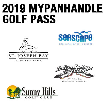 2018 MyPanhandle Golf Pass