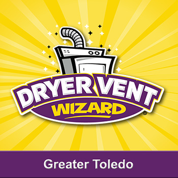 Dryer Vent  Wizard of Greater Toledo - $151.00 For $75.50