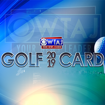 Get the 2019 WTAJ Golf Card for ONLY $99!