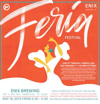Feria Festival at Enix Brewing in Homestead!