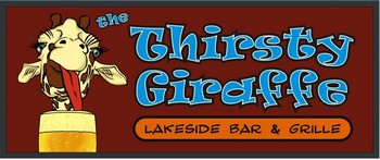 The Thirsty Giraffe Get a $20 Voucher for $10