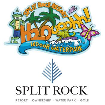 Split Rock Resort Stay & H2oooh Waterpark for 4