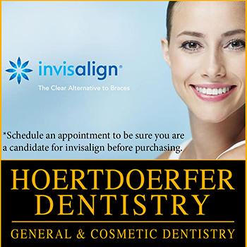 Dr. Hoertdoerfrer Dentistry - Invisalign Treatment