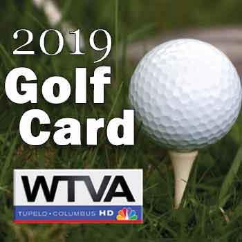 WTVA Golf Card