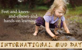 International Mud Day at Pittsburgh Botanic Garden!