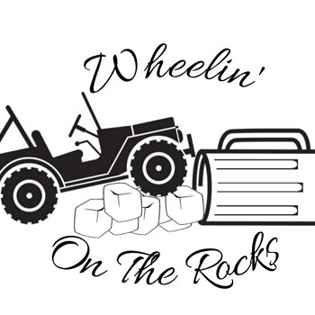 Wheelin On The Rocks - 20.00 For 10.00