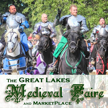 Single-Day Adult General-Admission Ticket to The Great Lakes Medieval Faire
