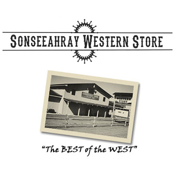 Sonseeahray Western Store $50 for $25