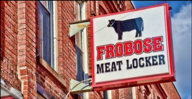 Frobose Meat Locker