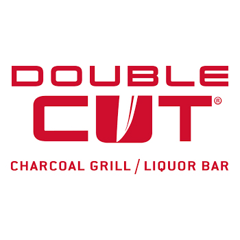 Double Cut Charcoal Grill and Liquor Bar