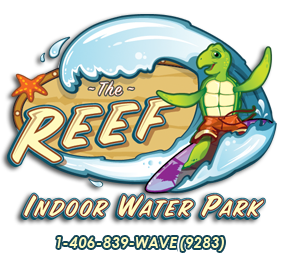 4 passes to The Reef Indoor Water Park for $40